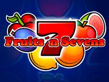 Fruits And Sevens Novomatic на официальном сайте Вулкан Ставка